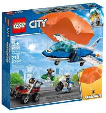 <b>Конструктор LEGO</b> City 60208 <b>Воздушная полиция</b>: арест ...
