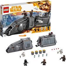 LEGO Star Wars Imperial Conveyex Transport 75217 ... - Amazon.com