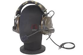 Z <b>Tactical Comtac II Headset</b> - Buy airsoft Accessories online from ...