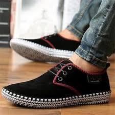 Blue Classic Flat Male Shoes in 2019 | Men's Shoes | Shoes, Mens ...