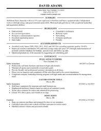 resume samples for sales associate   Www qhtypm