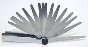 <b>AI060020 Jonnesway Комплект щупов</b> 20 пластин 0.05-1мм: фото ...