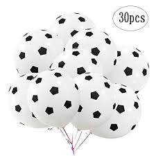 BinaryABC Soccer Latex Ballons,<b>Football</b> Balloon,Sports <b>Theme</b> ...