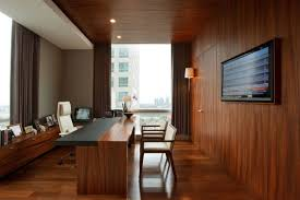 glamor and naturally acbc office interior contemporary wooden material acbc office interior design