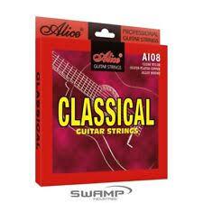<b>Alice</b> Nylon Guitar & Bass Strings for sale | eBay