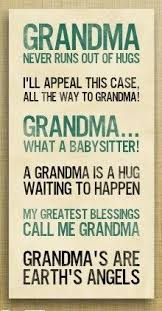 Grandma's are earth's angels #grandma #quotes | Best Family Ideas ...