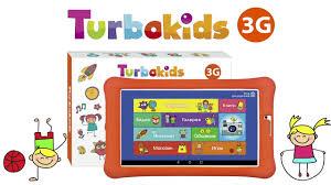 Детский <b>планшет TurboKids 3G</b> NEW - YouTube