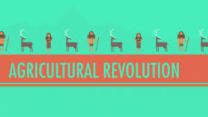 the agricultural revolution crash course world history