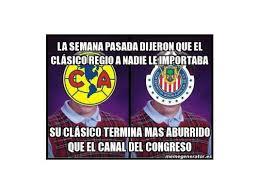 Liga MX: Memes por el aburrido Clásico América vs. Chivas via Relatably.com