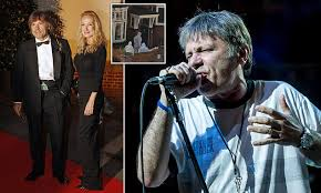 <b>Iron Maiden</b> star Bruce Dickinson was 'stunned' by the <b>death</b> of his ...