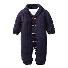 SHOBDW Girls <b>Clothes</b>, Good Material <b>Baby Boys</b> Button Rompers ...