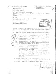 buchenwald concentration camp org document listing several well known ss officers in buchenwald