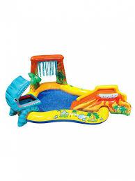 Игровой центр <b>надувной Динозавр</b> 57444 <b>INTEX</b> - купить в ...