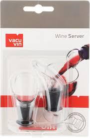 """<b>Набор каплеуловителей</b> VacuVin """"Wine Server"""", <b>2</b> шт. 1854060"""