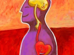 a healthy heart and brain