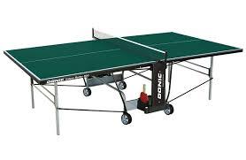 <b>Теннисный стол Donic Indoor</b> Roller 800 зеленый 230288-G ...