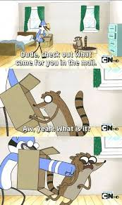 Regular show meme | Regular Show | Pinterest | Regular Show ... via Relatably.com