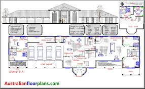 Australian House Floor Plans   Design GalleryMarvelous Large Homes Floor Plans Bedrooms X Amazing Pictures     Australian