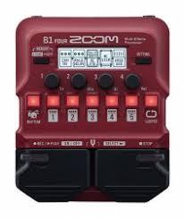 <b>Zoom B1</b> FOUR купить в Музторге по выгодной цене