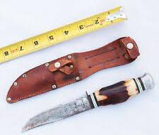 Коллекционные старинные <b>ножи</b> с фиксированным лезвием ...