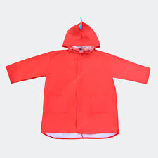 Cute Lightweight Dinosaur Waterproof Jacket Raincoat for Girls and ...