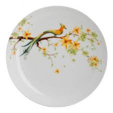 <b>Тарелка десертная DOMENIK</b> PARADISE BIRD DM9002 купить в ...