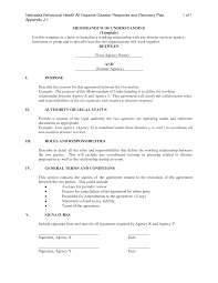 memorandum of understanding template best business template memorandum of understanding template by mercy2beans109 bzfxvbah