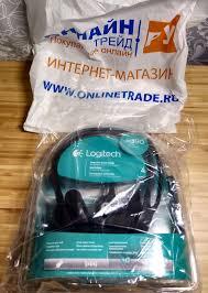 Обзор от покупателя на Гарнитура <b>Logitech</b> Headset <b>H390</b> USB ...