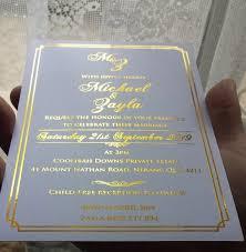 <b>10 pcs</b> of Custom <b>gold silver Rose</b> Gold foil wedding | Etsy