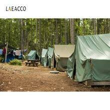 <b>Laeacco</b> Forest Trees Camp Tent <b>Nature Scenic</b> Backdrop ...
