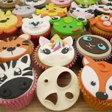 <b>Animal</b> Face <b>Fondant Mold Plastic</b> Cookie Cutter DIY Cake Baking ...