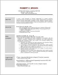 example career objectives career objective examples excellent wording for resume skills and qualifications examples for resume recent college graduate resume objective statement college