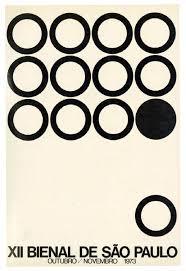 12ª Bienal de São Paulo (1973) - Catálogo