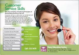 customer service skills focus education centre customer service skills
