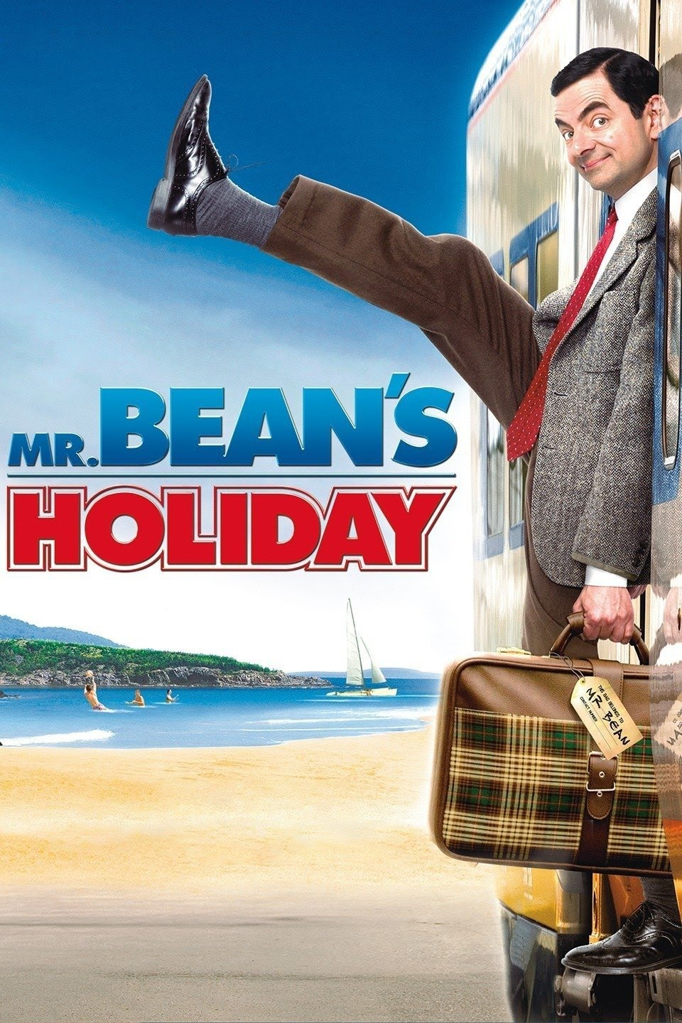 Mr. Bean's Holiday (2007) Full Movie Hindi Dubbed 480p| 720p Dual Audio