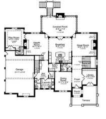 images about Unique Floor Plans on Pinterest   House plans    Arreton Manor Luxury Home   Plan S    houseplansandmore com
