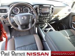 Paul Barnett Nissan 2016 Nissan Titan Xd Platinum Reserve 1n6ba1f43gn513646 Paul