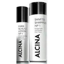 ALCINA Подарочный набор для волос линия №1 (Шампунь 200 ...