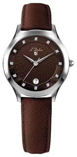 Наручные <b>часы L</b>'<b>Duchen</b> D791.12.38 — купить по выгодной цене ...