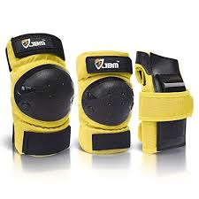 Buy JBM international Adult / Child Knee Pads <b>Elbow</b> Pads Wrist ...