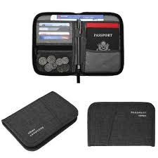 <b>RFID Passport</b> Holder Credit Card Organizer - BAGSMART