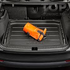 <b>Пластиковый поддон в багажник</b> для KAROQ