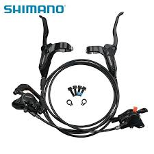 SHIMANO BR-BL-M315 <b>MTB Bike Hydraulic Disc</b> Brake Set Clamp ...