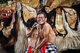 Image result for batubulan barong dance
