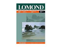 <b>Фотобумага Lomond</b> А4 180g <b>m2</b> матовая односторонняя 50 ...