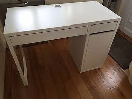 ikea micke desk modern white chic ikea micke desk white