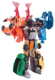 Трансформер <b>YOUNG TOYS Tobot</b> Mini Giga7 301078 купить по ...