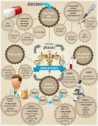 INFOGRAPHIC) Phases of Clinical Trials - Diet & Exercise ...