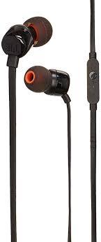 JBL T110 in Ear Headphones Black: Electronics - Amazon.com