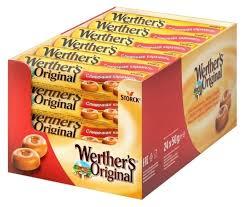 Купить <b>Карамель Werthers Original</b> сливочная 24 шт. по низкой ...
